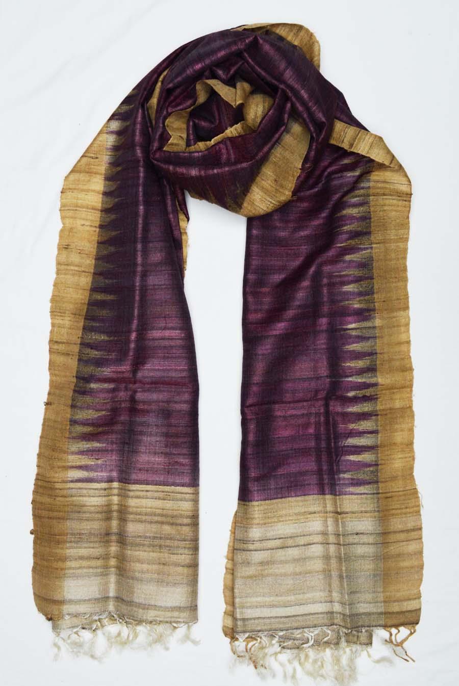 Tussar Silk  3852