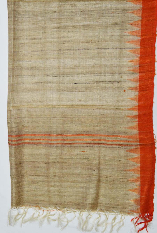 Tussar Silk  3857