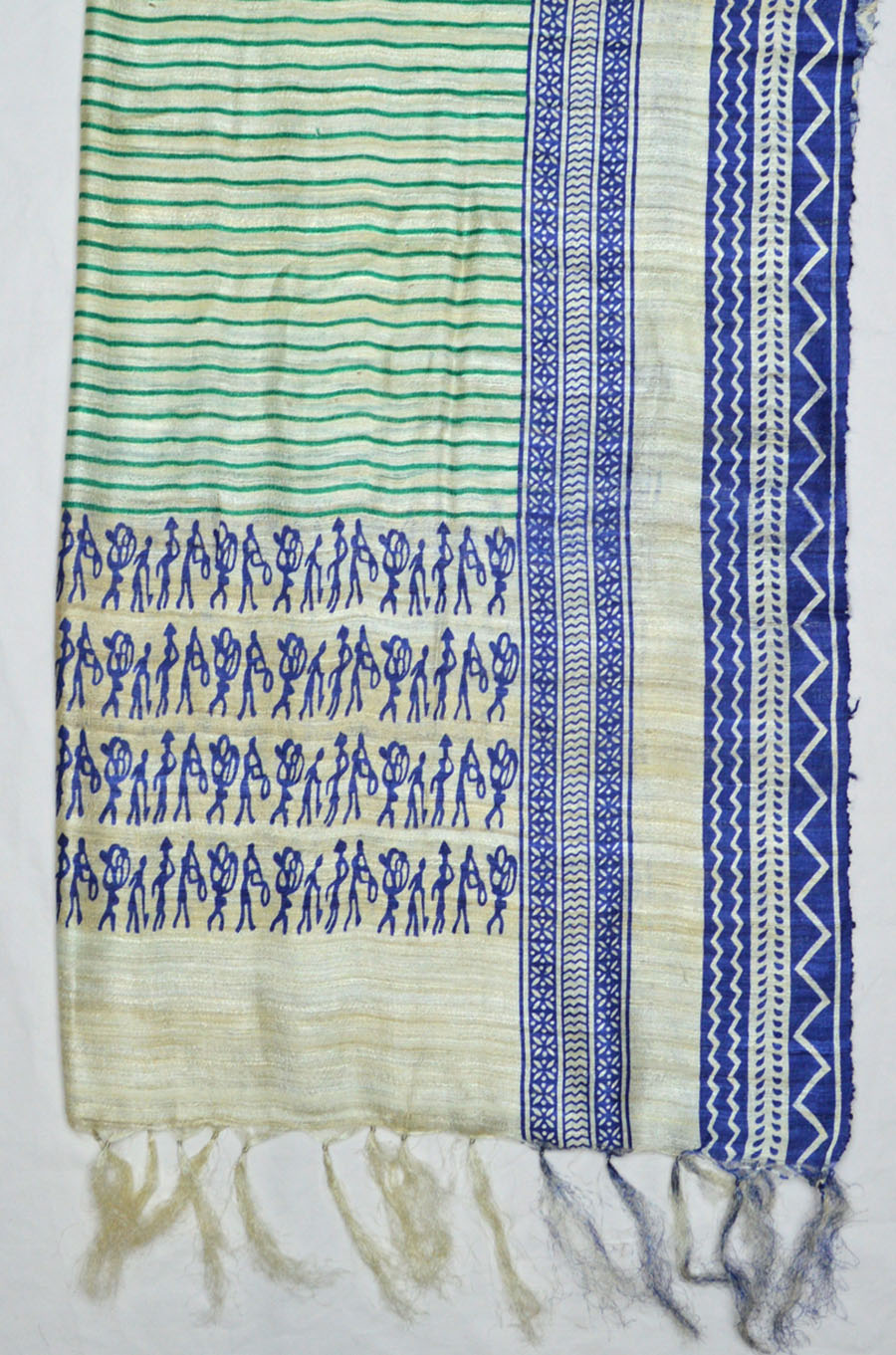 Tussar Silk  3923