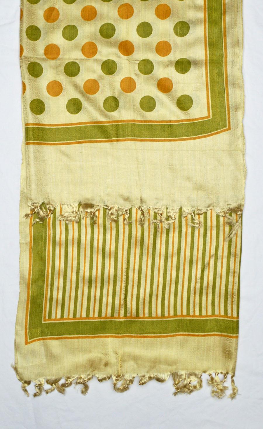 Tussar Silk  3927