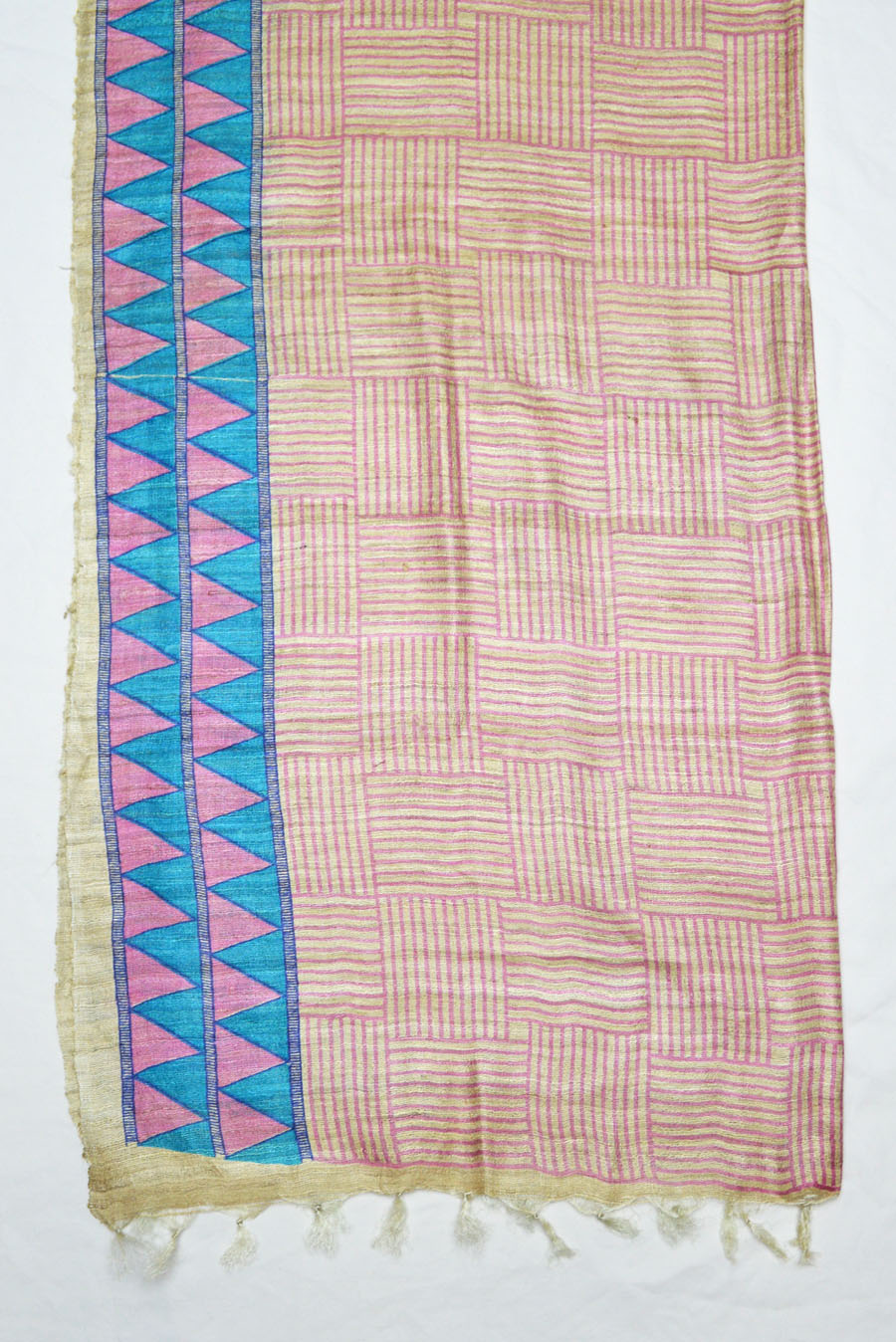 Tussar Silk  3931