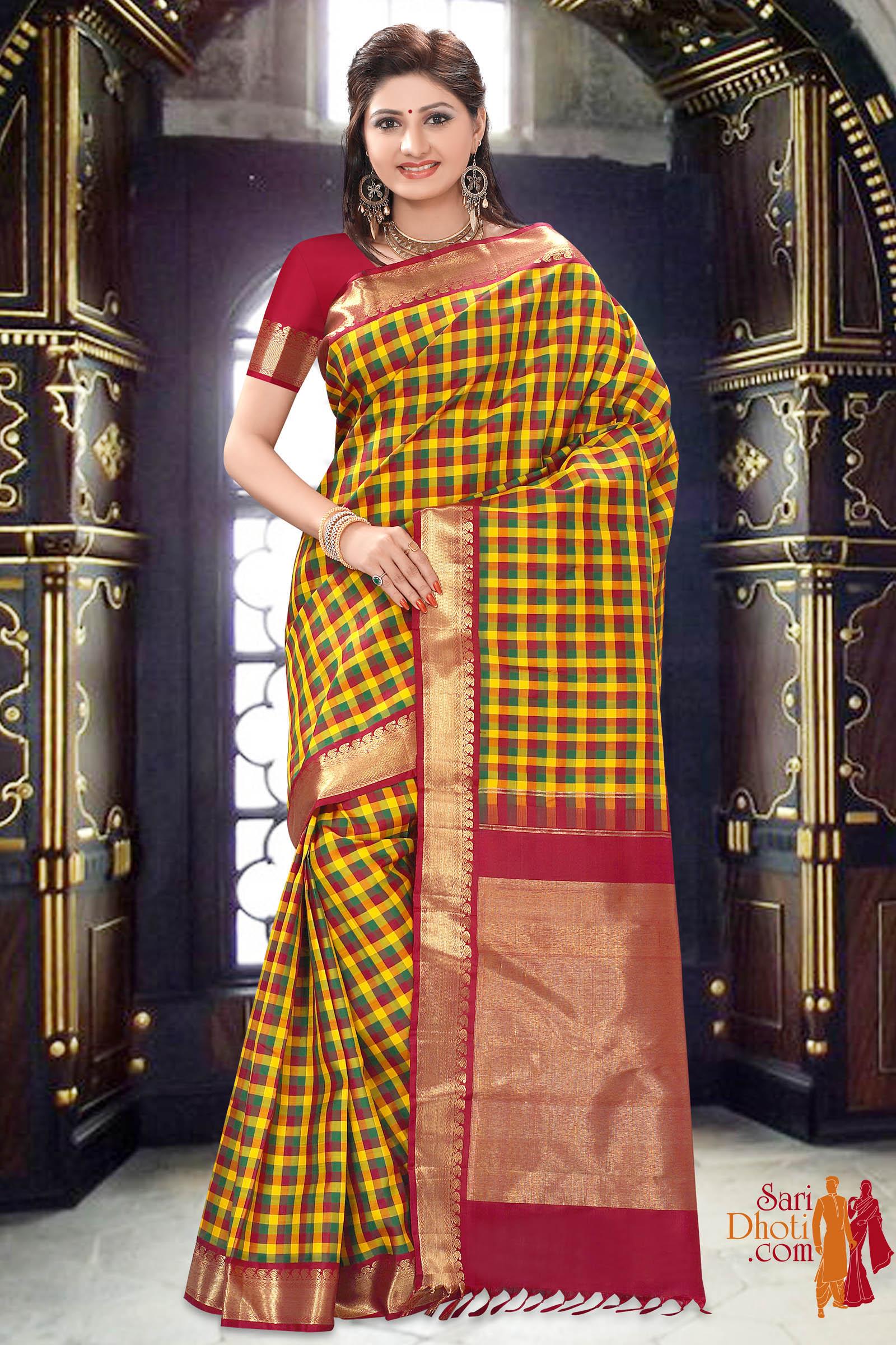 Kancheepuram 4116
