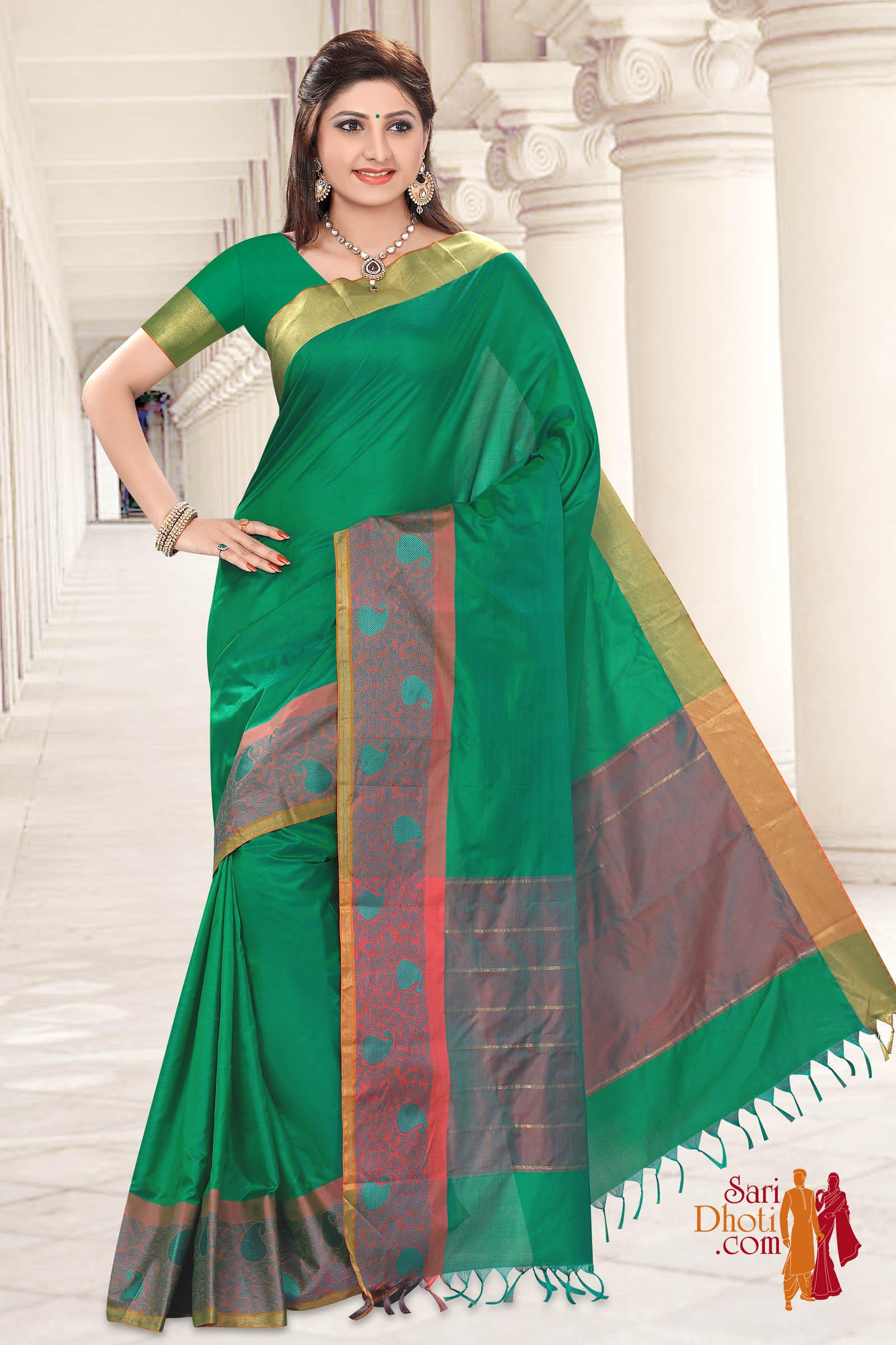 Soft Silk Saree 4159