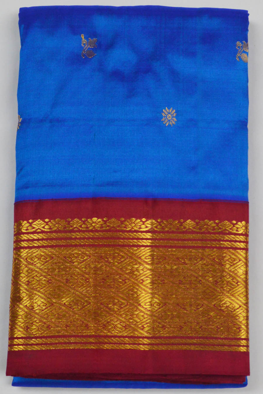 Temple Saree 4173