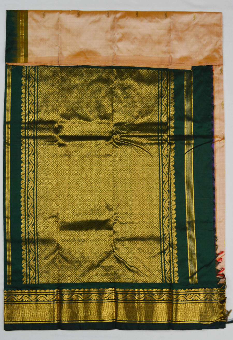 Temple Saree 4180