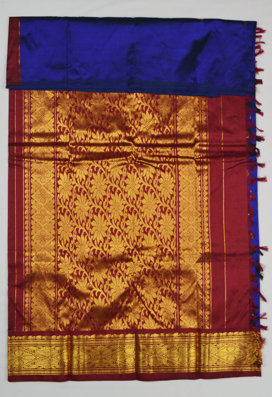 Temple Saree 4181
