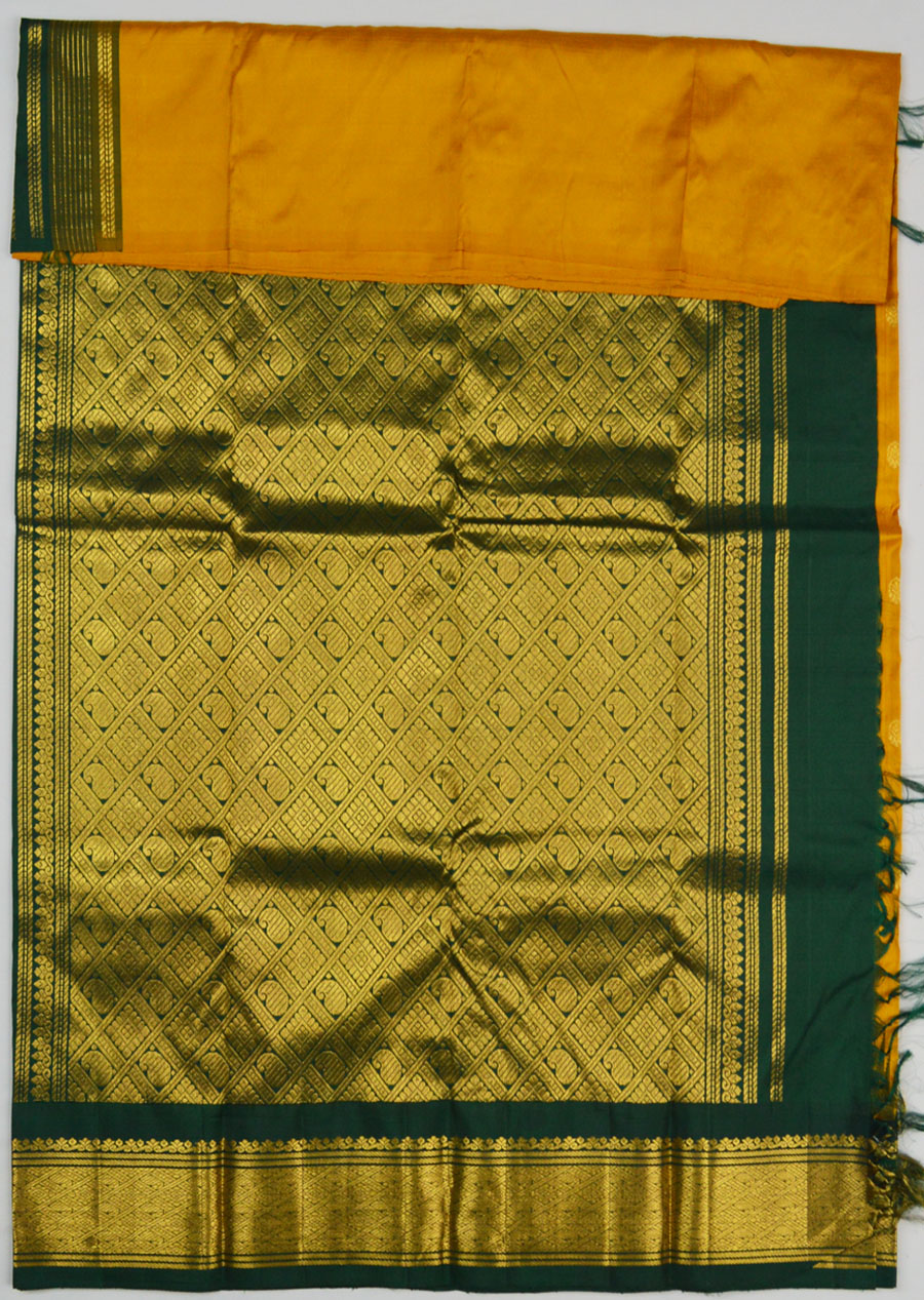 Temple Saree 4185
