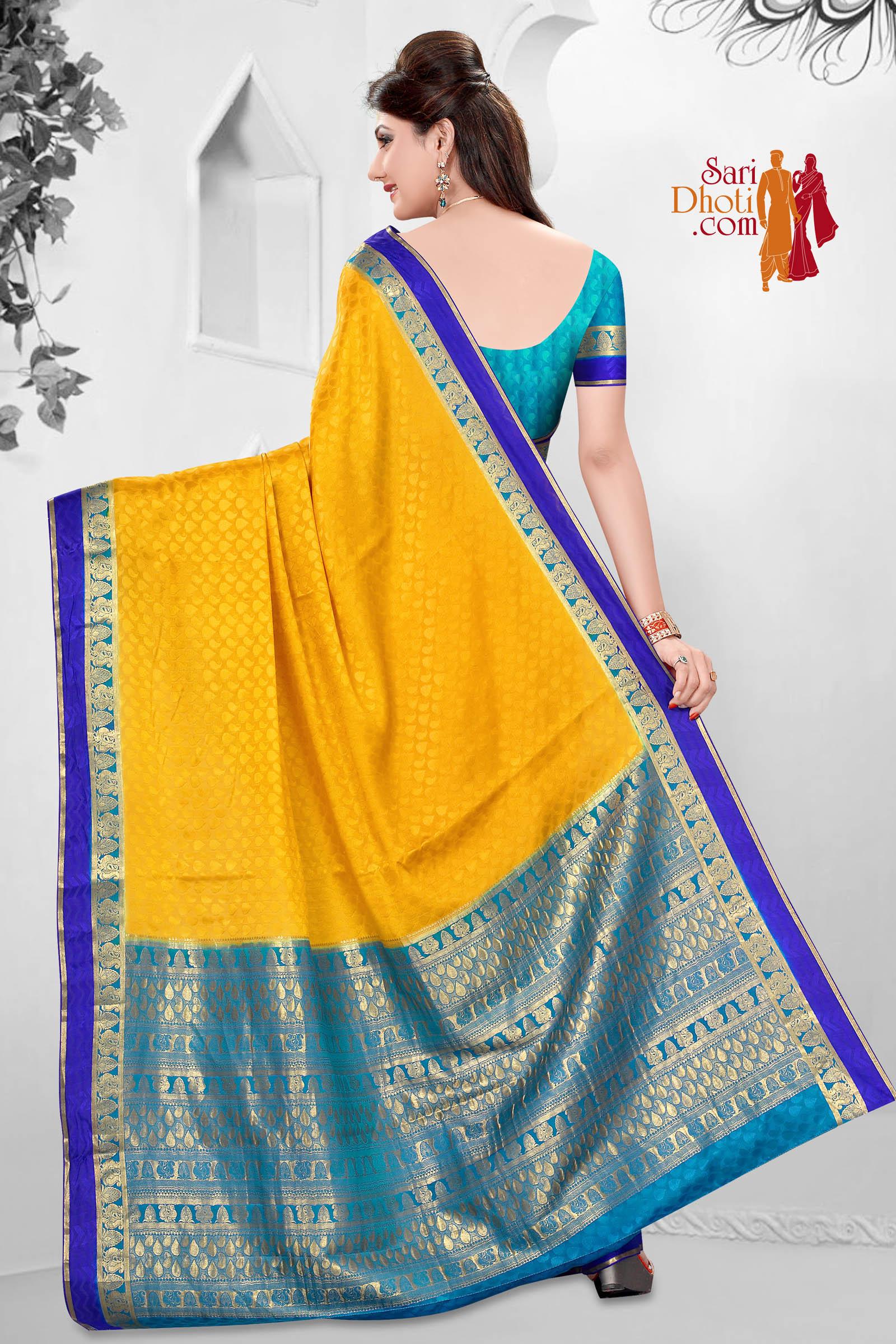 Mysore Silk 4214