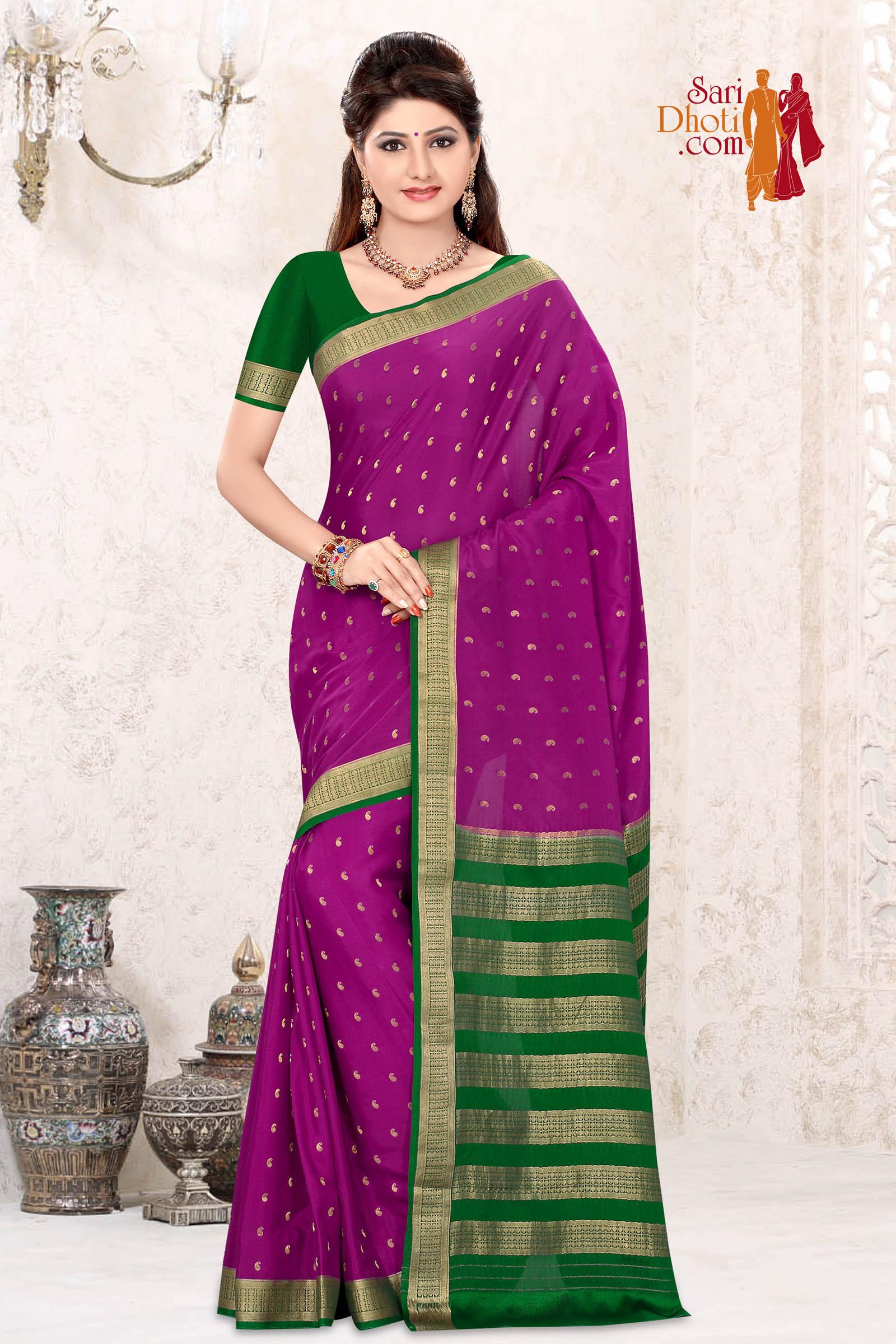 Mysore Silk 4225