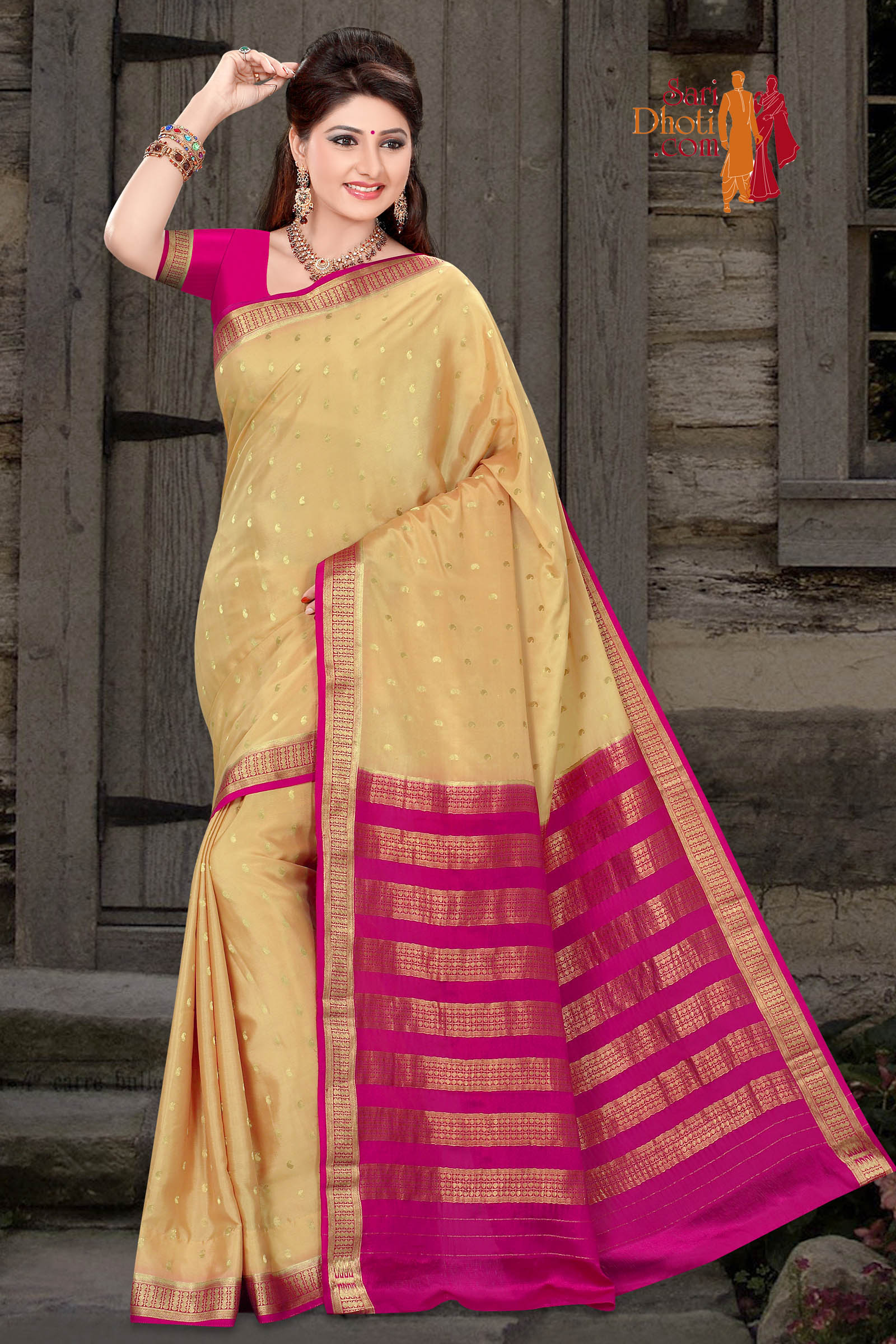 Mysore Silk 4226