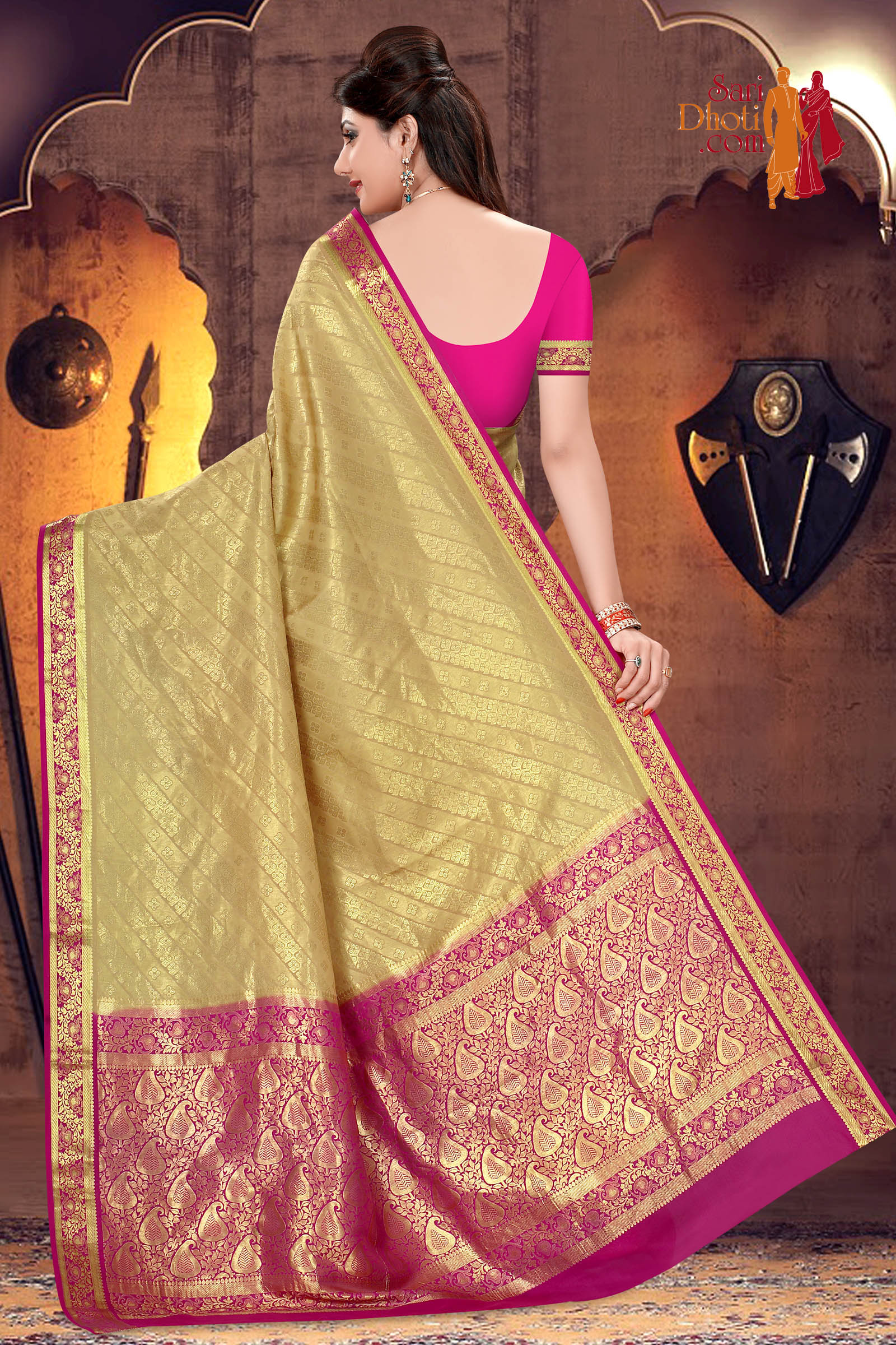 Mysore Silk 4229