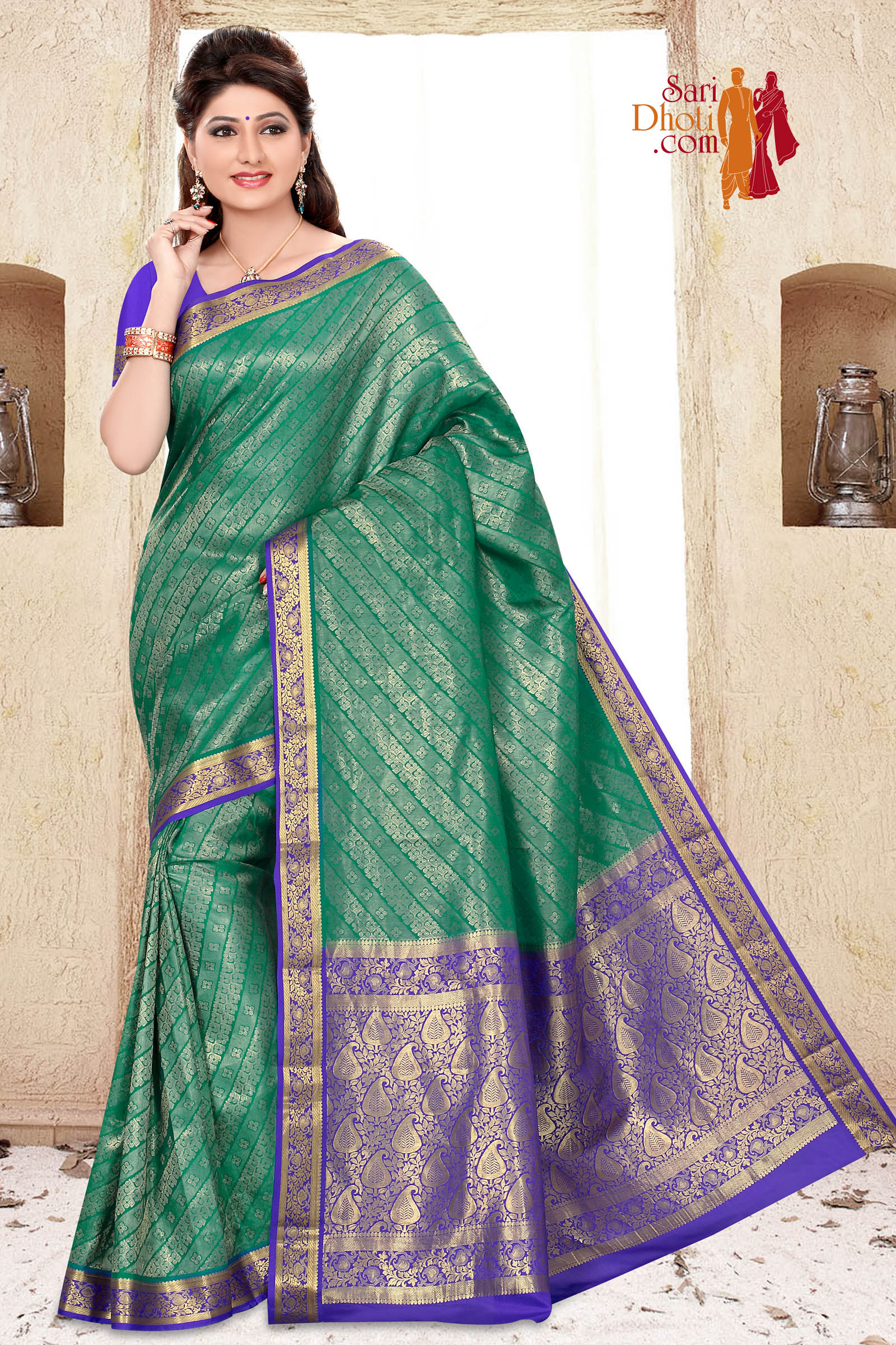 Mysore Silk 4230