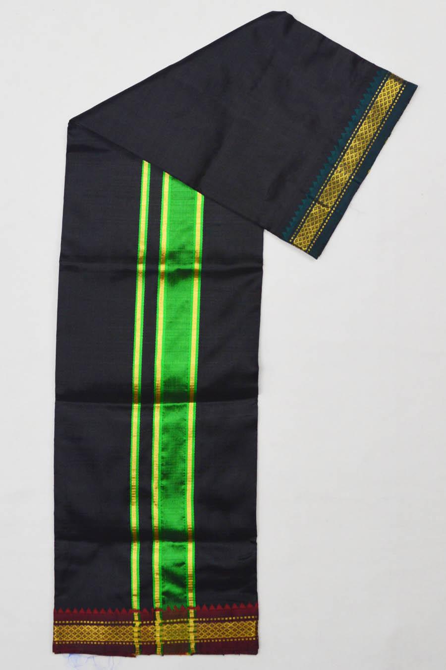 Silk Dhoti 4274