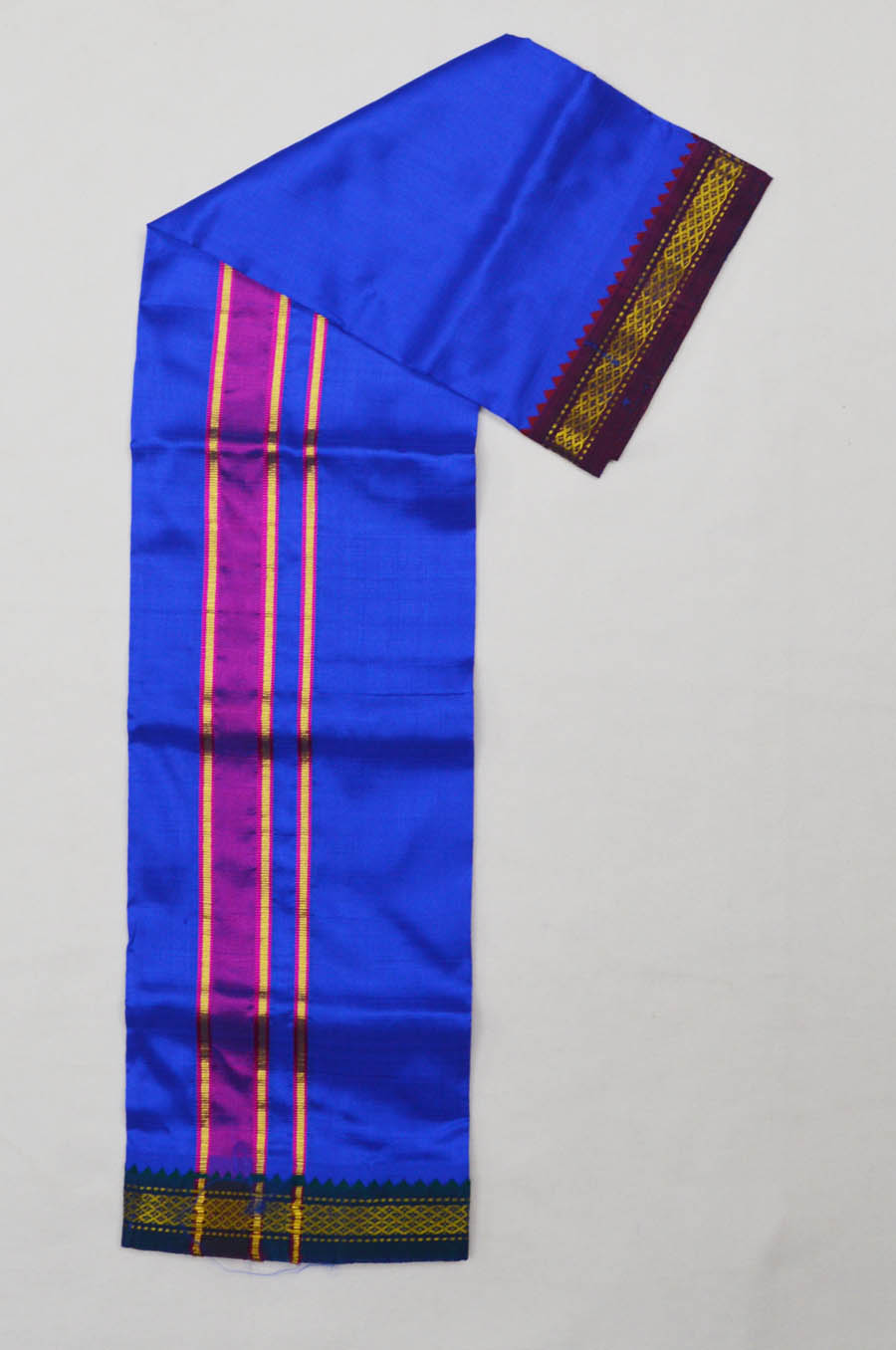 Silk Dhoti 4287