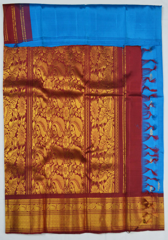 Temple Saree 4371
