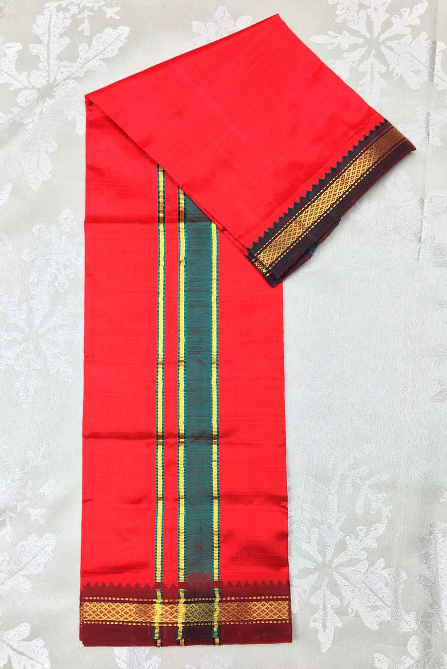 Silk Dhoti 242