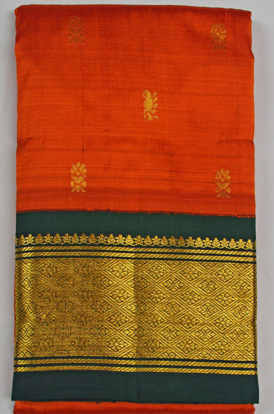 Temple Saree 4503