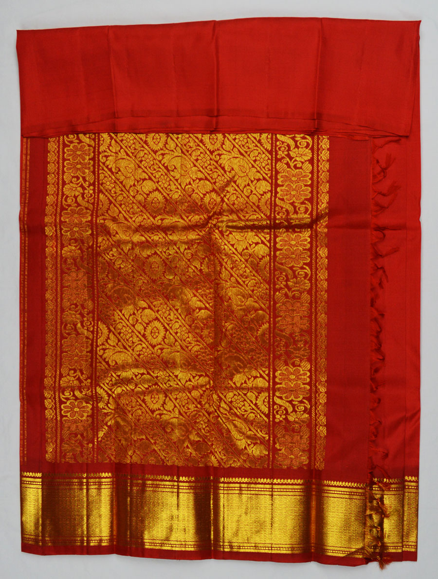 Temple Saree 4571