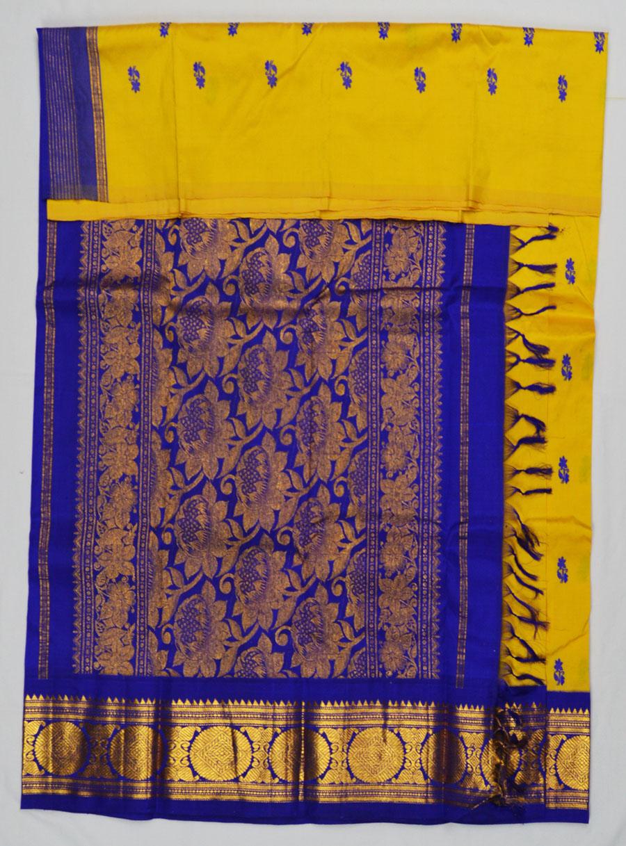 Temple Saree 4593