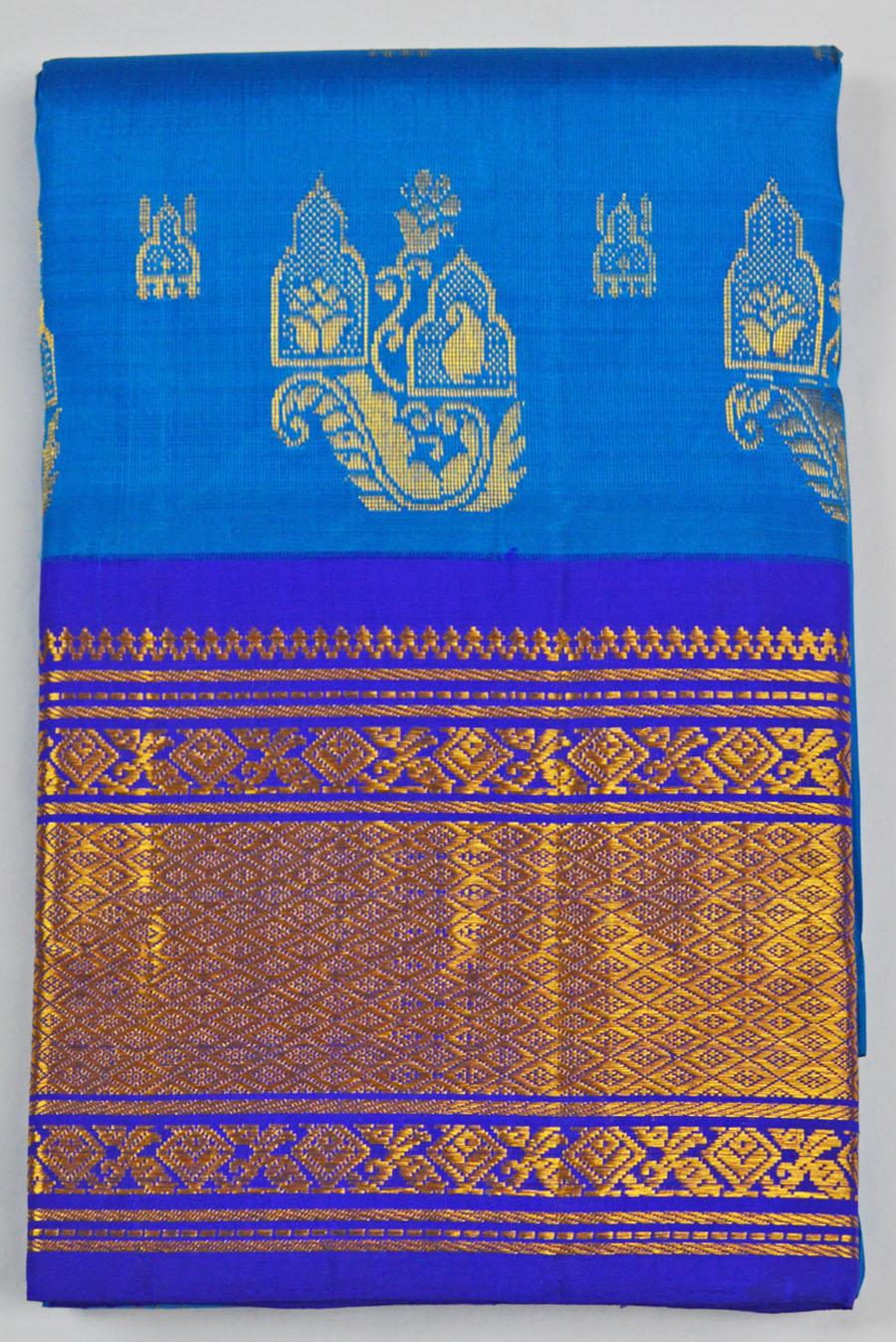 Temple Saree 4603