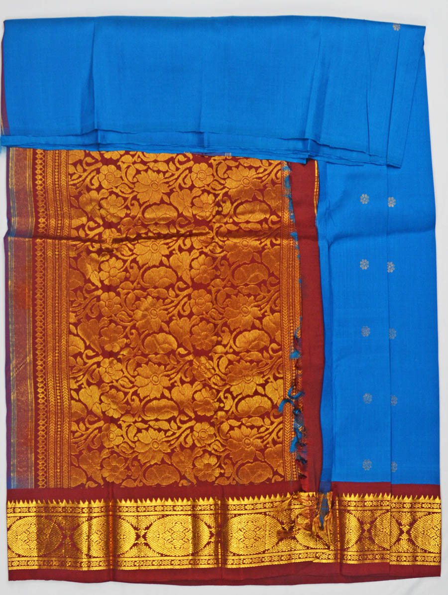 Temple Saree 4685