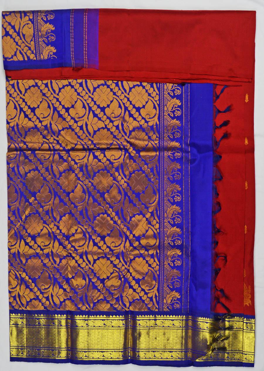Temple Saree 4709