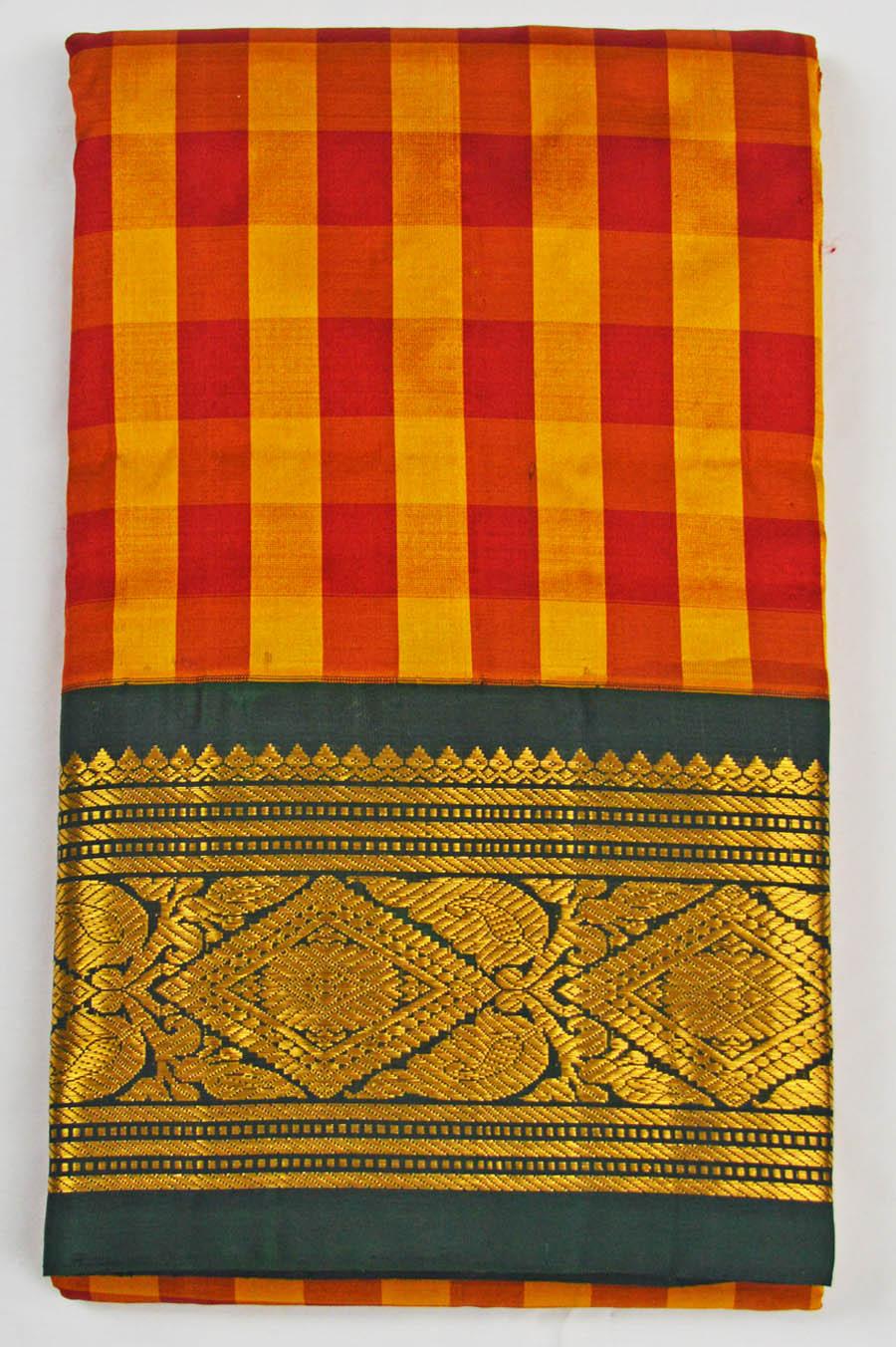 Temple Saree 4711