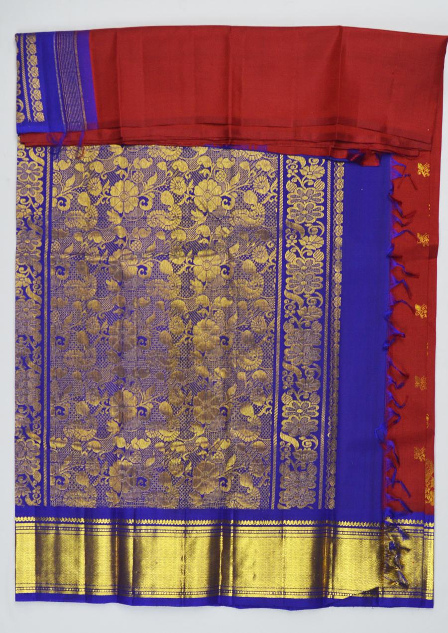 Temple Saree 4882