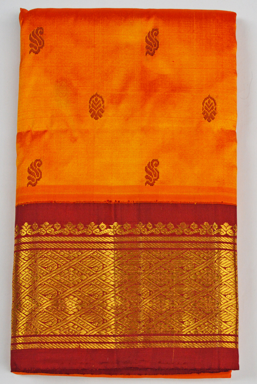 Temple Saree 4950