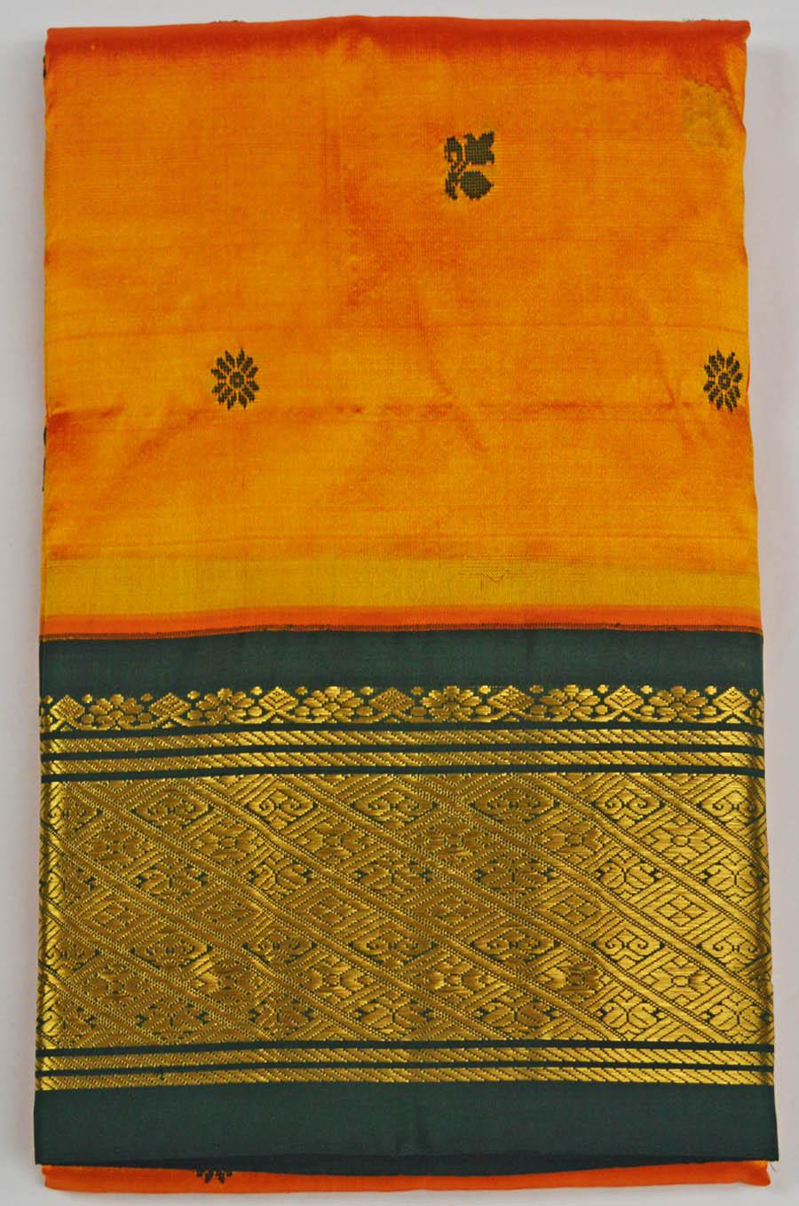 Temple Saree 4951