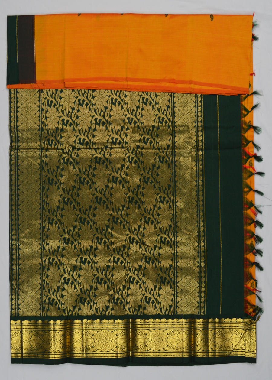 Temple Saree 4972
