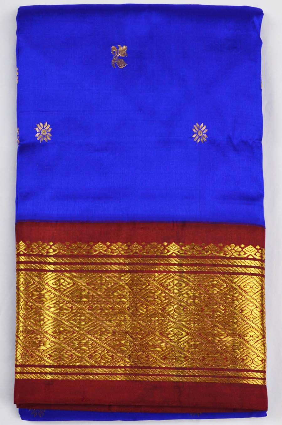 Temple Saree 5039
