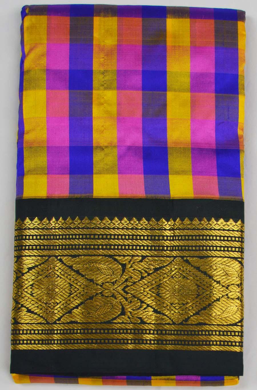 Temple Saree 5040