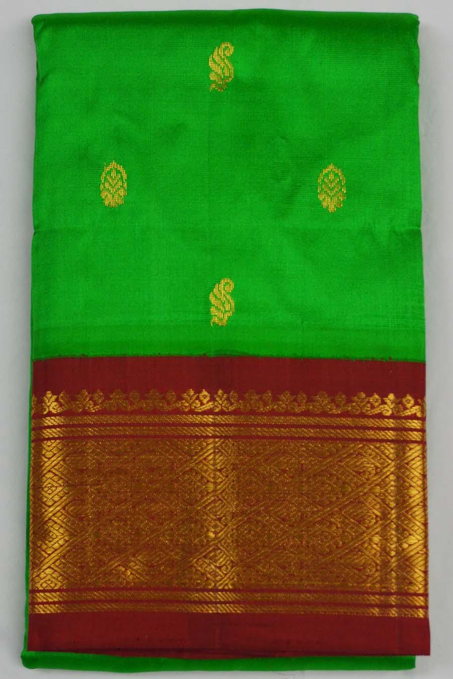 Temple Saree 5041