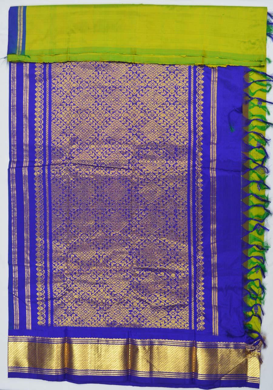 Temple Saree 5070