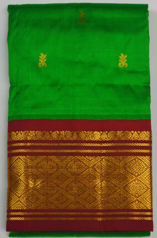 Temple Saree 5084