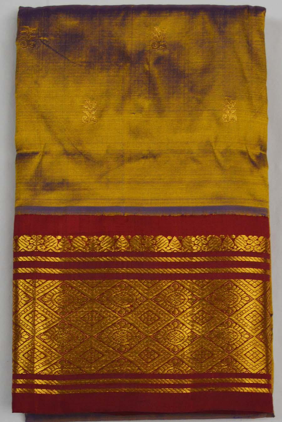 Temple Saree 5085