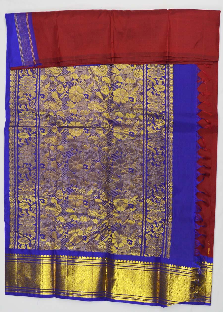 Temple Saree 5088