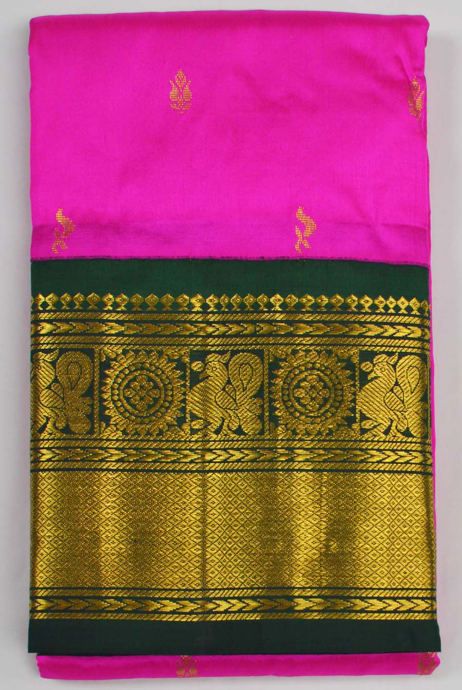 Temple Saree 5198