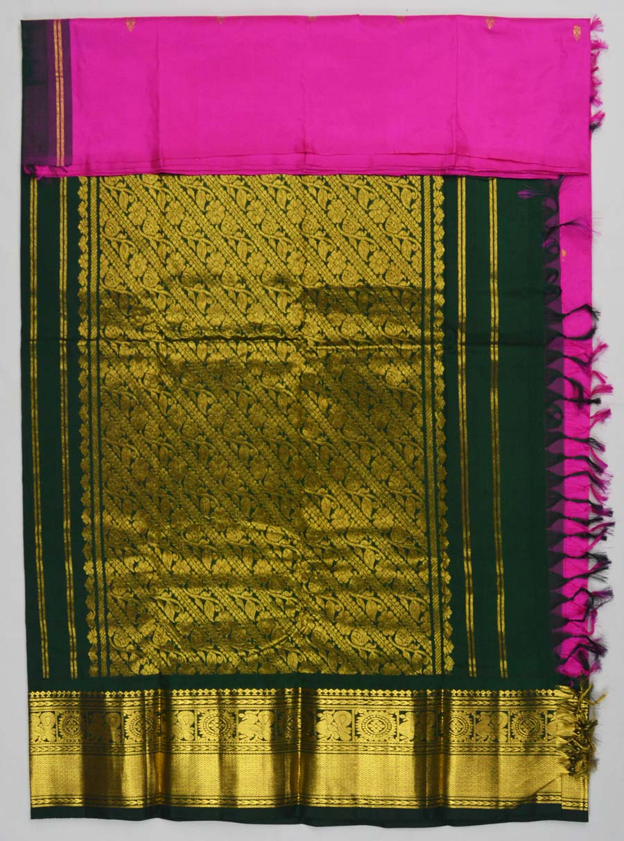 Temple Saree 5198