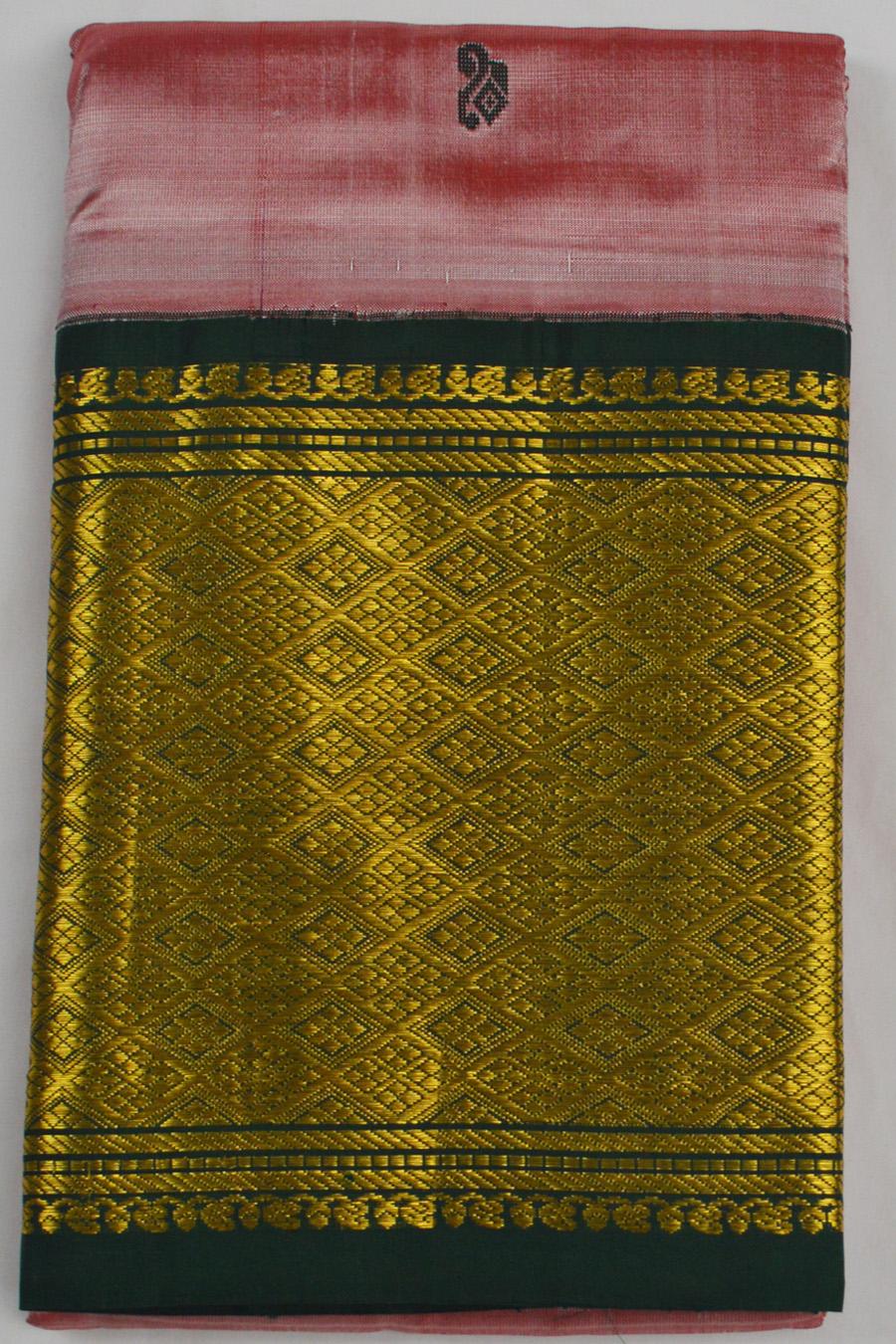 Temple Saree 5090