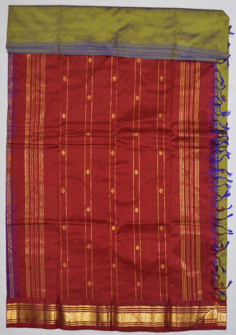 Temple Saree 5220