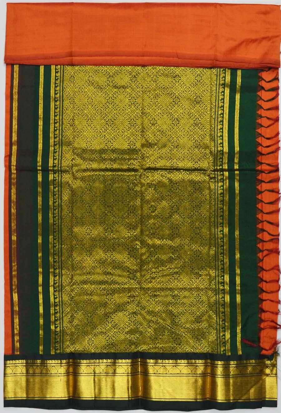 Temple Saree 5225