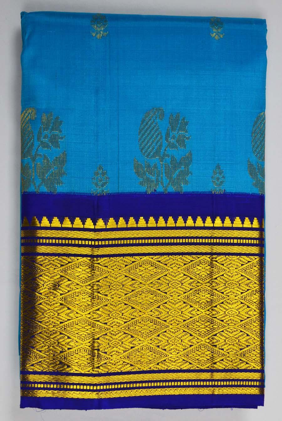 Temple Saree 5230