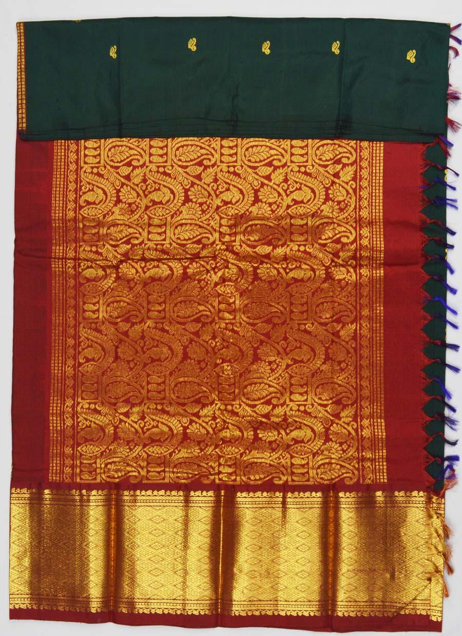 Temple Saree 5257