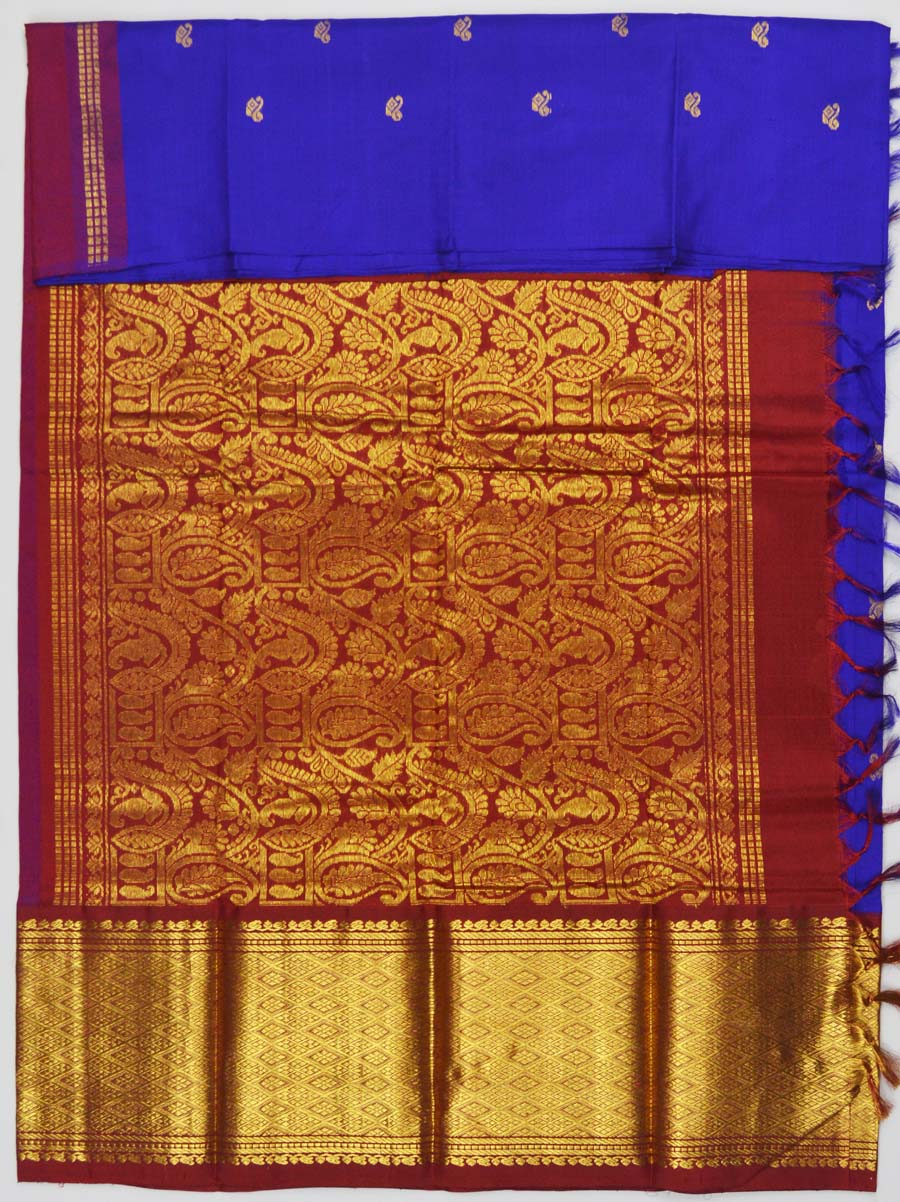 Temple Saree 5258