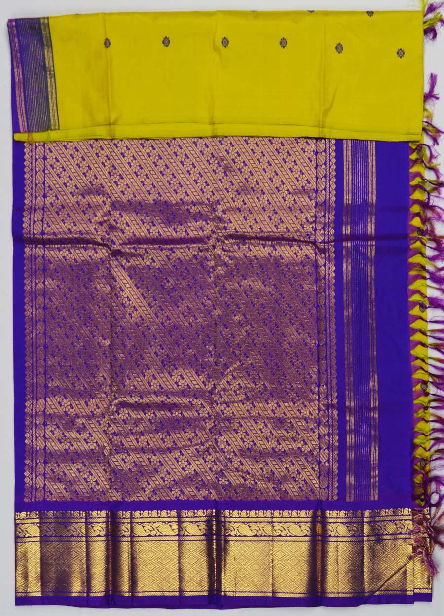 Temple Saree 5262
