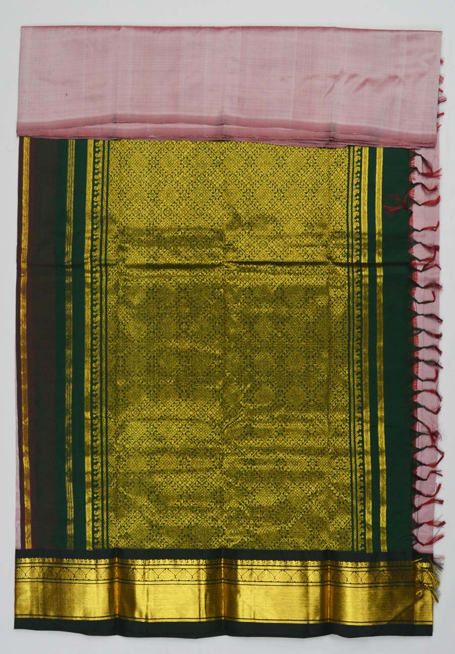 Temple Saree 5266