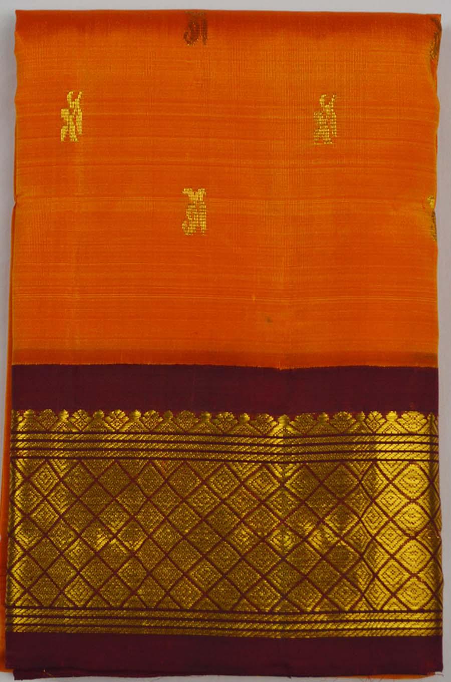 Temple Saree 5267
