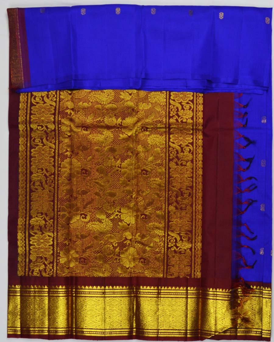 Temple Saree 5270